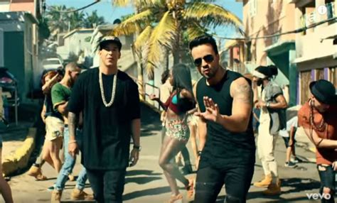 despacito adalah despacito dan shape of you jadi video klip paling banyak