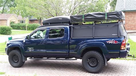 tacoma bed cer truck top tents best tent 2017