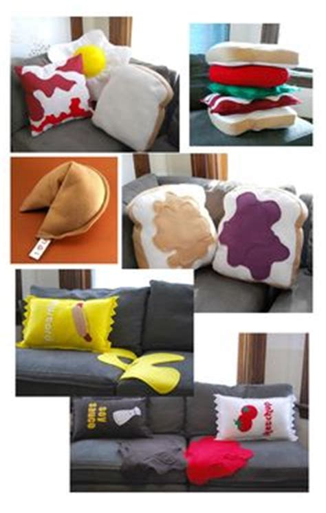 Diy Food Pillows by 1000 Images About Pillows On Food