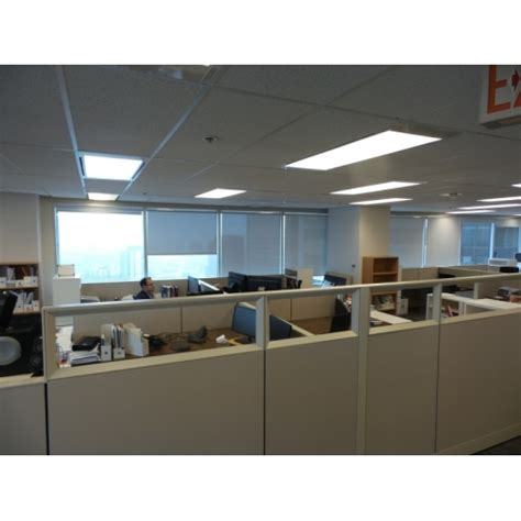 contemporary white knoll equity systems furniture desks