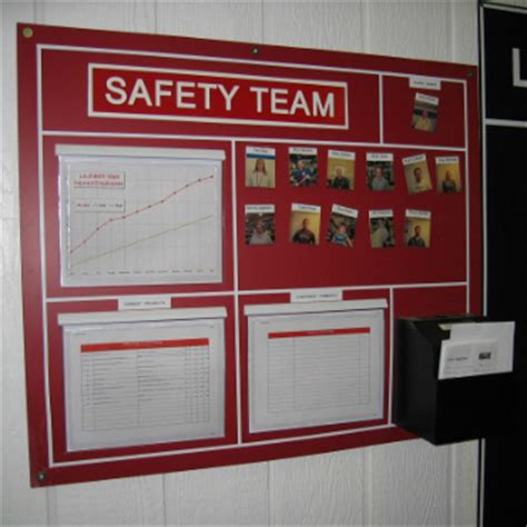 safety bulletin template workplace safety metrics template