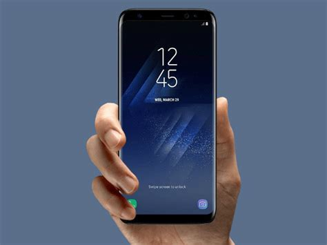 Samsung S8 Di Korea Samsung Galaxy S8 6gb Initial Stock Sold Out In Korea