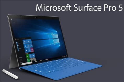 Microsoft Surface Pro 5 microsoft surface pro 5 specs processor battle royale with intel kaby lake i7 vs qualcomm