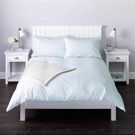 buy bedding online buy john lewis hton stripe cotton bedding john lewis