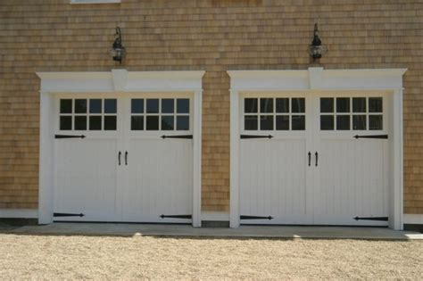Garage Door Wood Trim by Garage Doors Traditional Garage Doors And Openers Dc