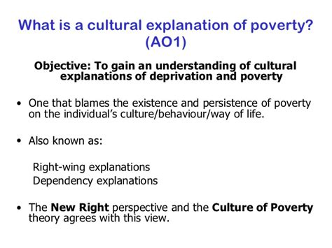 Culture Of Poverty Thesis Sociology by Culture Of Poverty Thesis 28 Images Culture Of Poverty