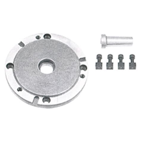 rotary table chuck adapter plate cmt industrial solutions