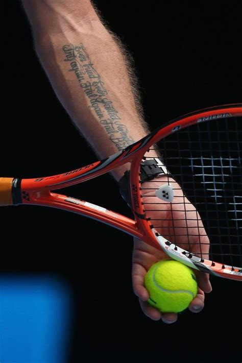 stan wawrinka tattoo 9 best tennis tattoos images on ideas