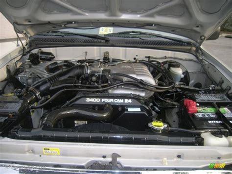 Toyota V6 Engines 2004 Toyota Tacoma V6 Prerunner Xtracab 3 4l Dohc 24v V6