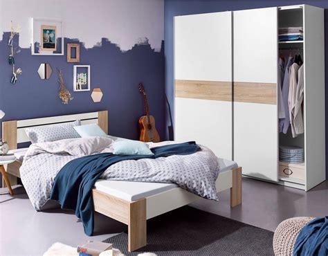 nachtkonsole leder weiß schlafzimmer farben beruhigend