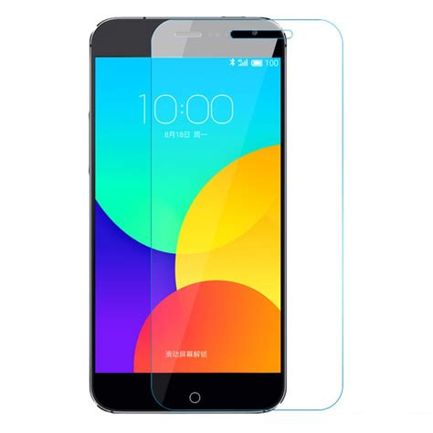 Meizu M1 Note Tempered Glass Anti Gores Kaca Tg Antigores Temper meizu m1 note tempered glass screen protector 7663 9 99 smartphone professional