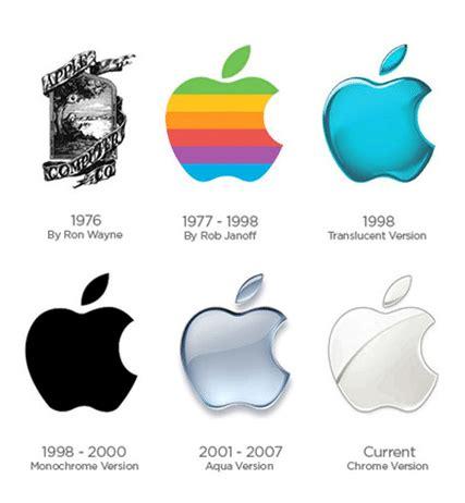 design a logo mac connaissez vous l histoire des logos apple google et