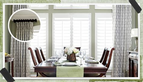 decorative curtains window decor made easy jcpenney