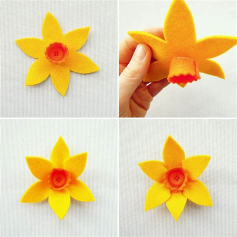 Craft Felt Paper - 25 best ideas about daffodil craft on march