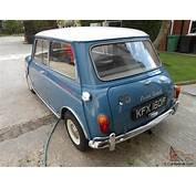 Mk1 Austin Mini Cooper