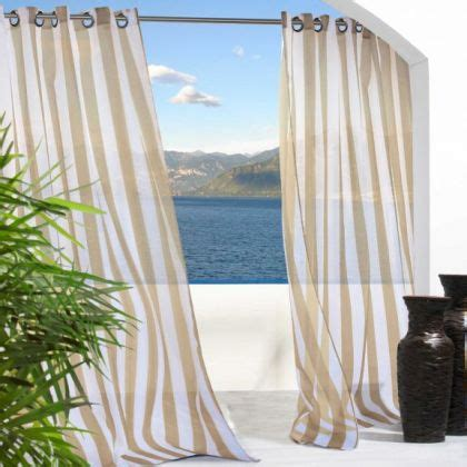 outdoor curtains curtains for patio outdoor decor