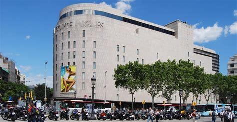 corte ingles barcelona el corte ingl 233 s e inditex no abrir 225 n este domingo en barcelona