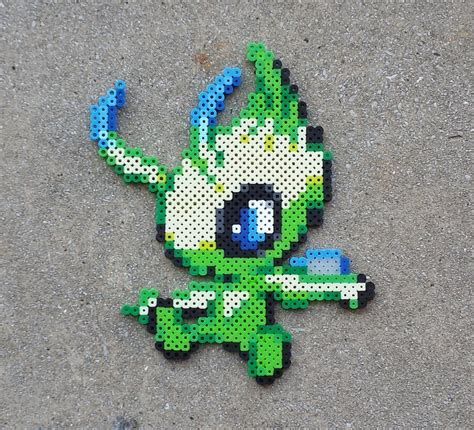 where to get perler celebi perler bead sprite for sale by