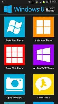 windows phone 8 launcher apk windows 8 theme launcher apk per smartphone e tab android paperblog