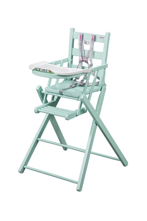 chaise haute pliante combelle file dans ta chambre