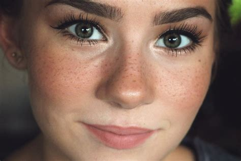 freckles tattoo on nose this is why freckles makeup gonna be trend in 2017