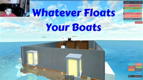 whatever floats your boat music roblox whatever floats your boat youtube