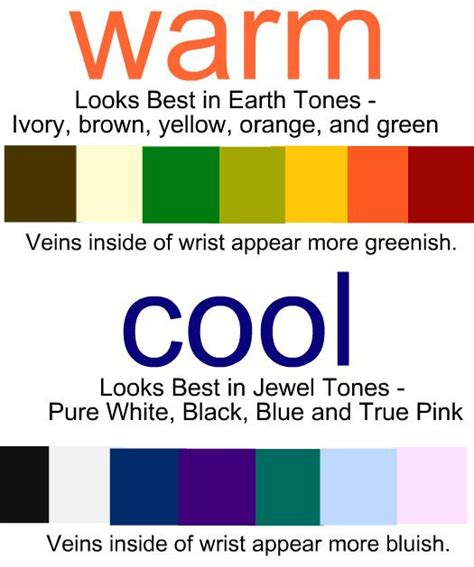 colors for cool skin tones best 25 cool tones ideas on style post