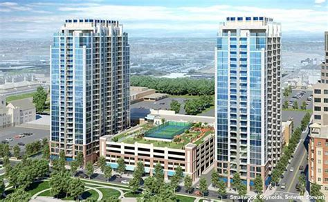 sky house definitive guide to 34 uptown charlotte development projects with analysis and map