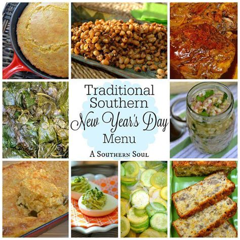 traditional new year traditional southern new year s day menu a southern soul