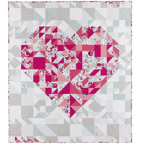 heart pattern quilt 219 best images about hearts valentine quilts on