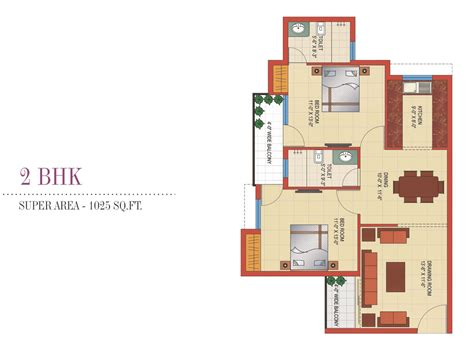 2 bhk plan floor plans 3bhk 4 bhk mohali apartments sandwoods opulencia