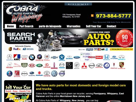 Cobra Auto Parts cobra auto parts briscoweb