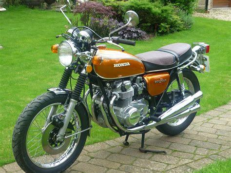 Motorrad Honda Cb 500 by Restored Honda Cb500 1973 Photographs At Classic Bikes