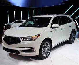 acura rdx facelifted for 2017 model year received new