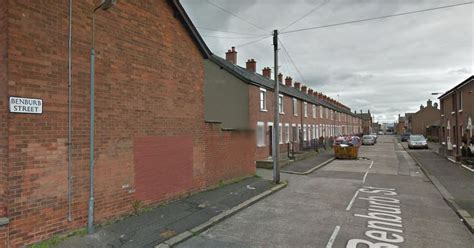 rubber st company belfast left with broken jaw after attack in south belfast