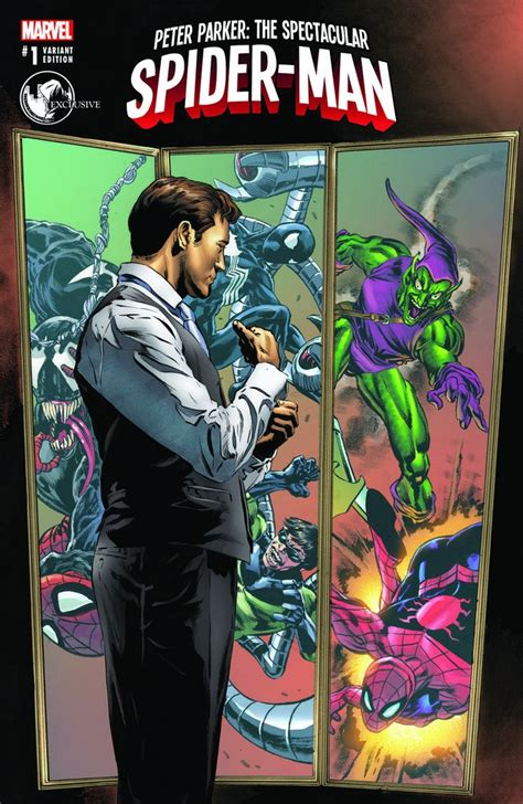 spectacular spider 1 unknown comic books