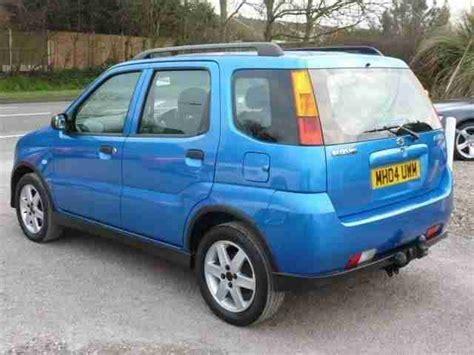 Suzuki Ignis 4grip For Sale Suzuki 2004 04 Ignis 4grip 1 5 Vvt S 5 Door Car For Sale