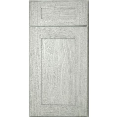 Nova Light Gray Cabinet Door Sample: Kitchen Cabinets