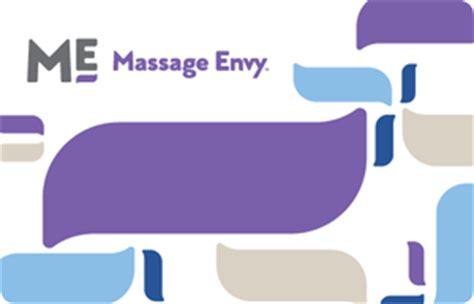 Spa Envy Gift Card - massage envy image mag