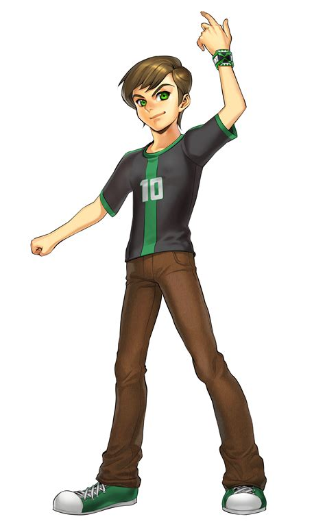 painting ben 10 ben 10 character by fusionfallcreations on deviantart