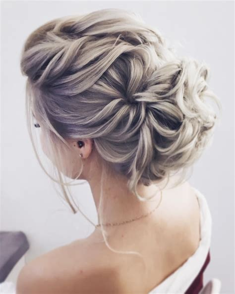 Wedding Updo Hairstyle Ideas by Gorgeous Feminine Wedding Hairstyles For Hair
