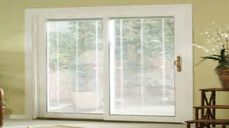 patio doors with blinds inside sliding glass door blinds pella sliding patio doors