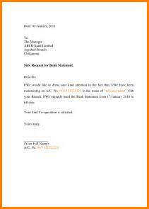 Bank Ac Transfer Letter Sle Letter Request For Bank Certification 28 Images Sle Of Request Letter To Bank For Solvency
