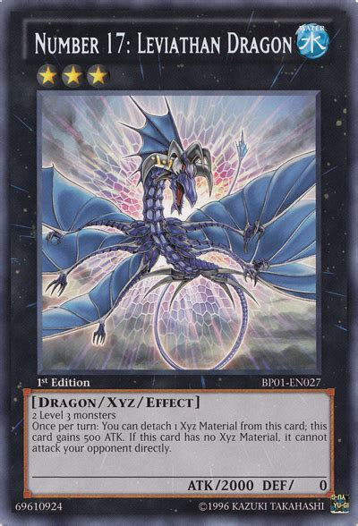 deck bestia alata number 17 leviathan yugioh philosophy