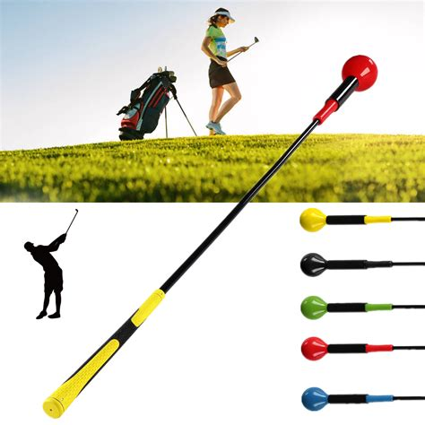 golf swing practice 120cm golf swing golf practice stick glass fiber golf