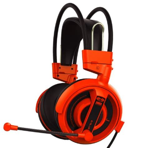 Headset Gaming Cobra e blue cobra series professional gaming headset orange