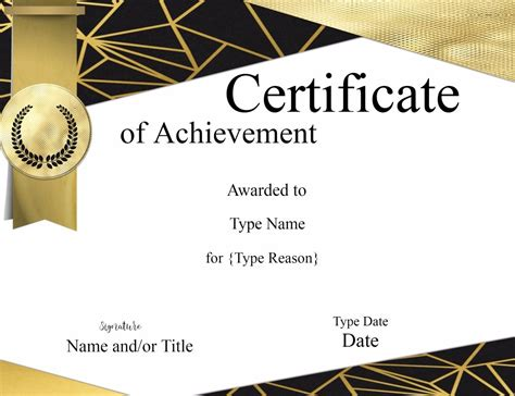 design of certificate template certificate templates