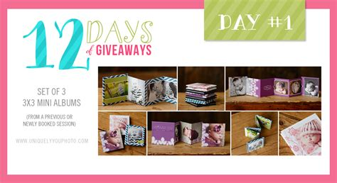 How Does The Daily Giveaway On Wish Work - news uniquely you photography