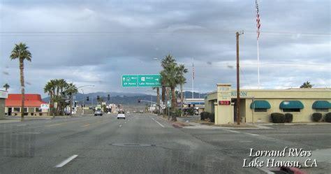 Lake Havasu Post Office by Lorrand Rvers Lake Havasu City