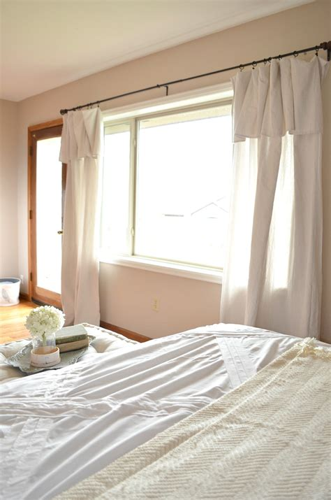white drop cloth curtains drop cloth curtain review little vintage nest